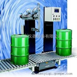 润滑油不锈钢自动灌装机 食用油自动灌装机 自动计量灌装机