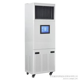 机房湿膜柜式加湿器、湿膜柜式加湿机、档案室加湿器