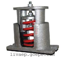 利瓦LB弹簧减震器,适用风机减震器,空压机减震器 等设备