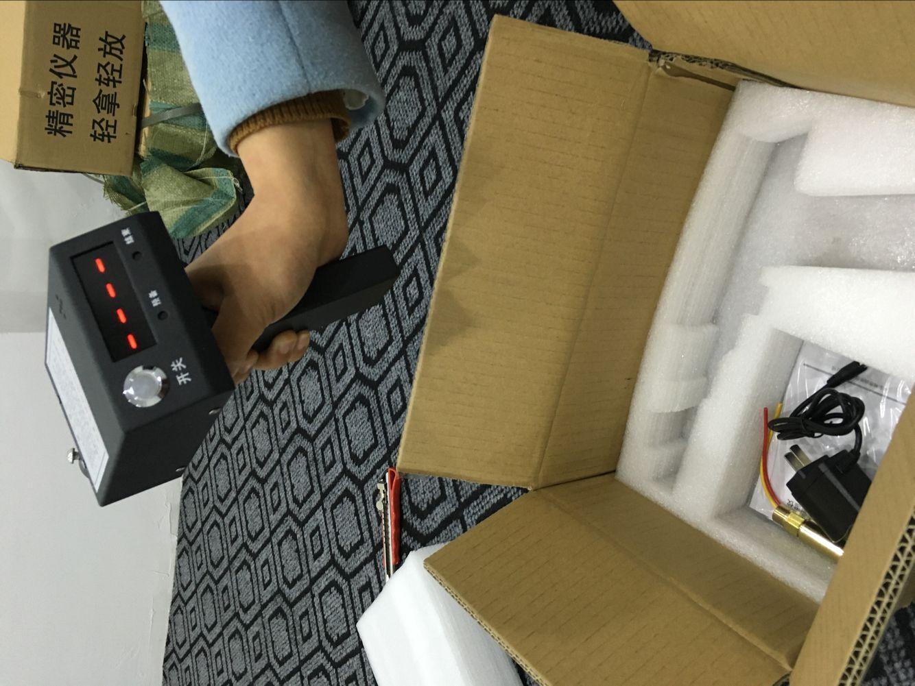 炼钢专用 W330 便携式快速钢水测温仪