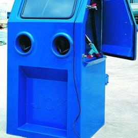 吉川液压机阀芯喷砂机