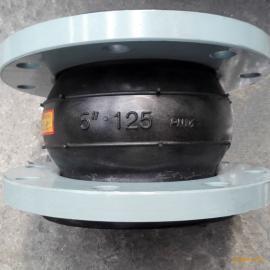 厂家直供 KXT型可曲挠单球橡胶接头 吸振能力强