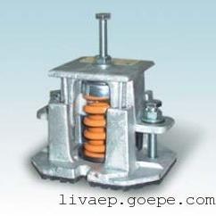 利瓦环保抗震型弹簧式减震器发电机减震器,变压器减震器,