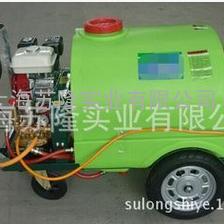 本田3WZ-300T手推式打药车、本田手推式打药机300升