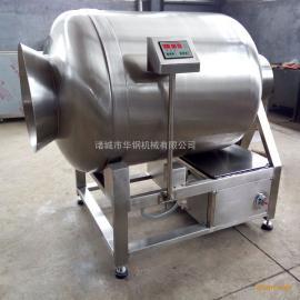 诸城华钢专业生产真空后抽300L真空滚揉机 肉类滚揉机