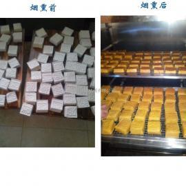 豆腐干烟熏机 熏豆腐干机