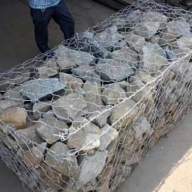 星空生产包石头的防生锈石笼网 @灰色石笼网 @石笼网厂家