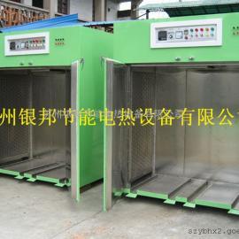 金属件喷粉专用烤箱 喷涂固化烘干箱 大型固化炉烤箱