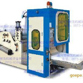 全自动抽取式面巾纸机,餐巾纸机,袋装盒装抽纸机,纸巾机器