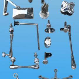 不锈钢钢丝绳卡双夹 304不锈钢双夹 紧固夹 绳夹绳具索具