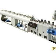 PVC三层共挤复合管材生产线