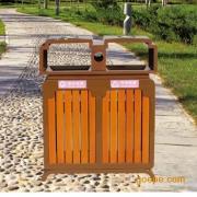 垃圾桶/南京垃圾桶/垃圾桶厂家/钢木垃圾桶SDF-102