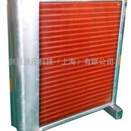 剑邑ELH系列铜管铜翅片式液压油风冷换热器冷却器散热器