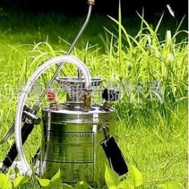 气压式手动不锈钢喷壶4L 农用打药机喷雾器