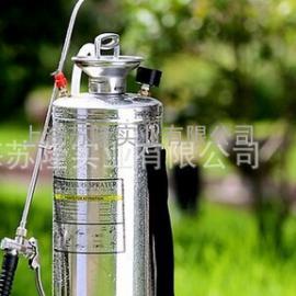 不锈钢8L喷雾器手动气压式喷雾器 喷药打药机
