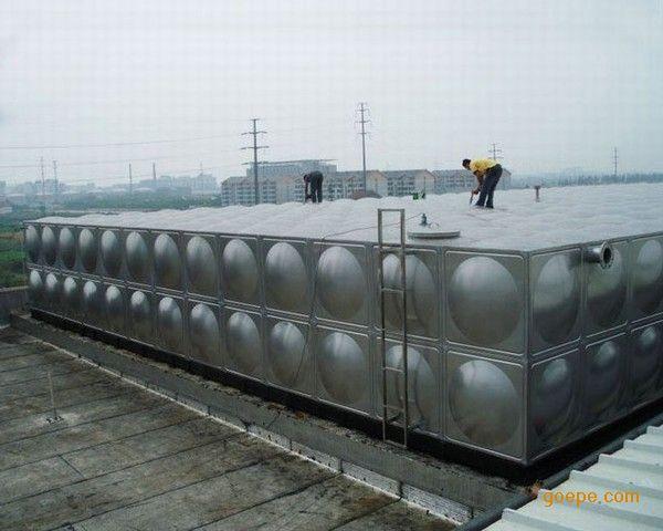 不锈钢消防水箱 广东消防水箱厂家