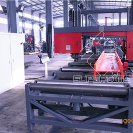 数控转角带锯床价格 济南 大功率H型钢数控转角带锯床厂家