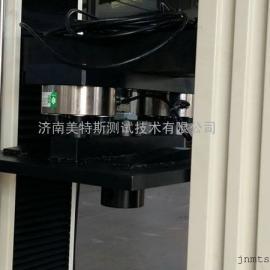 济南美特斯玻璃纤维增强塑料加砂管试验机