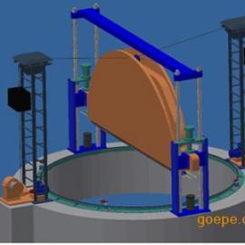MFBL自复式立井防爆门专利号为ZL 2015 2 0958054.9,专业工程师�