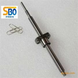 非标定做 精度C3C5_滚珠丝杆_不锈钢滚珠丝杆
