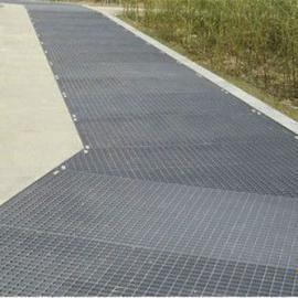 热镀锌钢格板制作的水沟盖板和铸铁沟盖板的区别-慕源钢格板厂