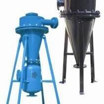 PLT-II-XS旋流除砂器 普蕾特环保不锈钢污水处理设备