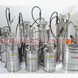 不锈钢喷雾器 肩负储压式喷雾器12L、电动农用高压喷雾器