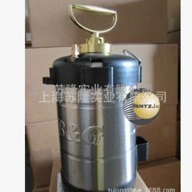 美国B&G N124-CC型手压式不锈钢喷雾器,美国B&G不锈钢喷雾器