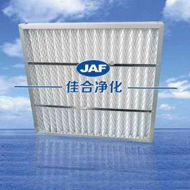 重庆初效空气过滤网粗效折叠滤网中央空调出风口滤网空调箱滤网