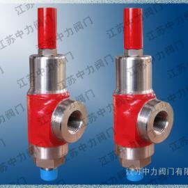 进口CNG不锈钢高压安全阀