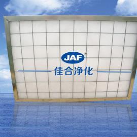 重庆空调箱平板式初效空气过滤器无纺布平铺式过滤网中央空调滤网