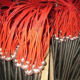 供应超短高密度双头电热管 价格优惠