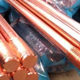 镀锡铜包钢接地棒厂家备有库存随时发货