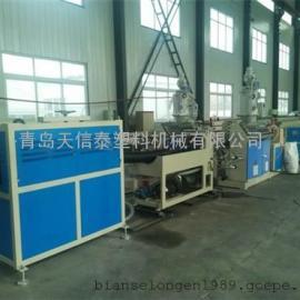 碳素管生产线,碳素螺旋管生产线,塑料碳素管设备