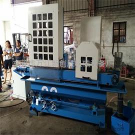 输送式铜板拉丝机