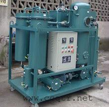 重庆ZJC汽轮机油专用滤油机 透平油过滤水分杂质