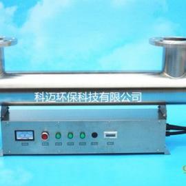 过流式紫外线杀菌器304不锈钢紫外线消毒器污水处理净水专用
