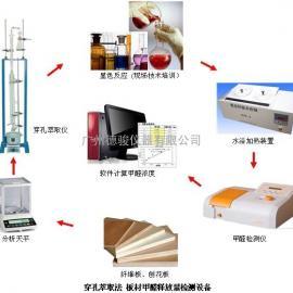 板材甲醛设备(穿孔萃取仪)-广州德骏仪器