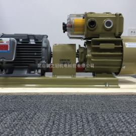 日本进口好利旺真空泵 ORION真空泵 印刷机真空泵