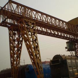 优质MH型80吨花架双梁门机价格 中国有名品牌北京新科