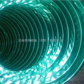 达科DEC柔性阻燃建筑新风空调系统铝箔抗菌通风软管