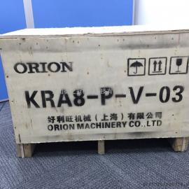 日本ORION好利旺真空泵KRA8-SS 曝光机真空泵