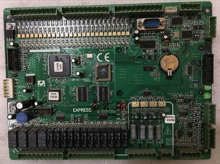 新时达电梯控制板SM-01-F5021维修 电梯电路板维修