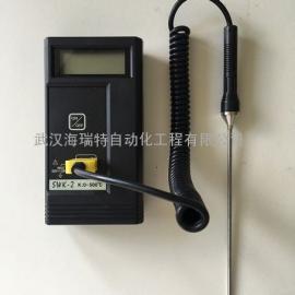 SWK-2便携式数显测温仪/热电偶温度表/接触式电子数字表面温度计