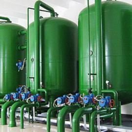 上海滤凯厂家直销机械过滤器,石英砂过滤器,水处理多介质过滤器