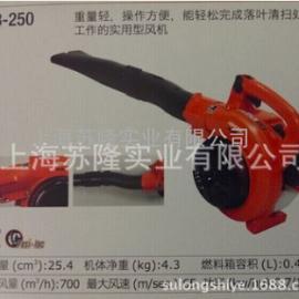 日本ECHO吸叶机ES-250ES、手提吹吸两用吹风机