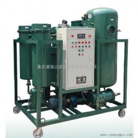 通瑞TR/ZJC-100汽轮机油高精度专用脱水滤油机