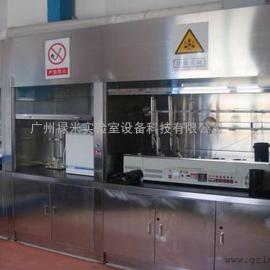 实验室专用设备 耐酸碱通风柜 不锈钢通风柜 可定制