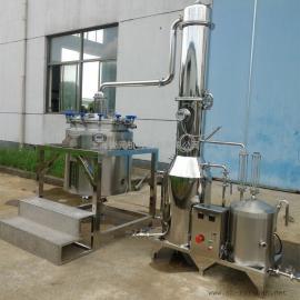 新品研发与生产生姜精油提取生产线20L