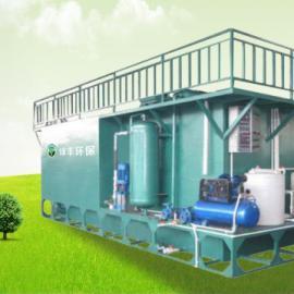 绿丰环保高效平流式气浮机有效去除悬浮物、油脂、胶类物质